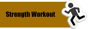 Strength Workout Tag - Personal Training